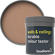 GoodHome Durable Barranquilla Matt Emulsion paint, 0.05L Tester pot