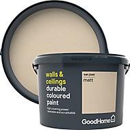 GoodHome Durable San jose Matt Emulsion paint, 2.5L