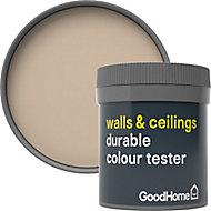 GoodHome Durable Sao paulo Matt Emulsion paint, 0.05L Tester pot