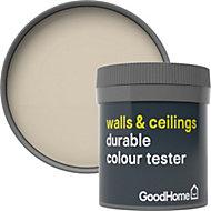GoodHome Durable Puebla Matt Emulsion paint 0.05L Tester pot