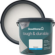 GoodHome Durable Fairbanks Matt Emulsion paint 5L