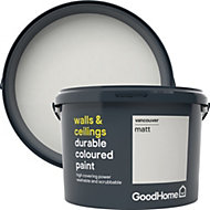 GoodHome Durable Vancouver Matt Emulsion paint 2.5L