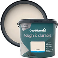GoodHome Durable Juneau Matt Emulsion paint 5L