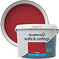 GoodHome Walls & ceilings Chelsea Matt Emulsion paint 2.5L