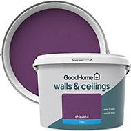 GoodHome Walls & ceilings Shizuoka Matt Emulsion paint 2.5L