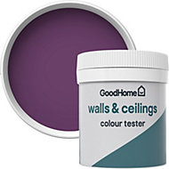 GoodHome Walls & ceilings Shizuoka Matt Emulsion paint 0.05L Tester pot