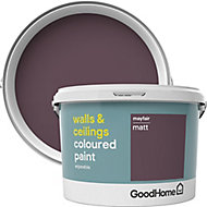 GoodHome Walls & ceilings Mayfair Matt Emulsion paint, 2.5L