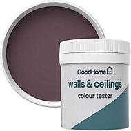 GoodHome Walls & ceilings Mayfair Matt Emulsion paint 0.05L Tester pot