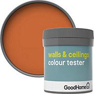 GoodHome Walls & ceilings Aravaca Matt Emulsion paint 0.05L Tester pot