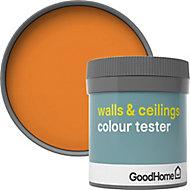 GoodHome Walls & ceilings Valencia Matt Emulsion paint 50ml Tester pot