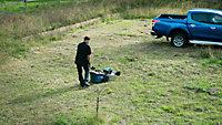 Erbauer ELM18-Li Cordless 36V Lawnmower