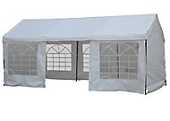 Blooma Betty White Gazebo, (W)5.96m