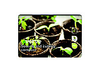 Verve Seed trays Compost 20L