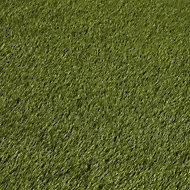 Olive Artificial grass (W)1 m x (L)4m x (T)47mm