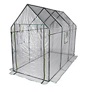 Plastic Greenhouse (L)2720mm x (W)1300mm
