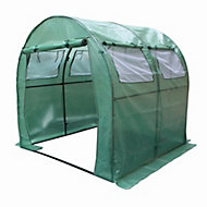 Plastic Greenhouse (L)2000mm x (W)2000mm