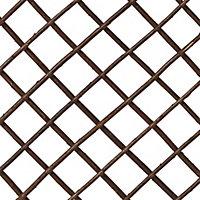 Expanding Wooden Trellis (H)0.6m(W)1.8m