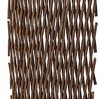 Expanding Wooden Trellis (H)0.9m(W)1.8m
