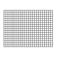 Metal Rectangle Trellis (H)1.2m(W)0.9m