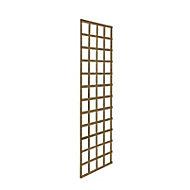 Elite Square Trellis panel (H)1.83m(W)0.61m