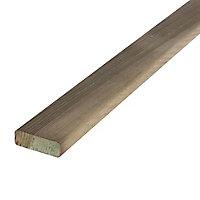 Blooma Lemhi Wood Fence board (L)1.8m (W)15mm