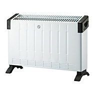 Electric 2000W White Convector heater