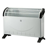 2000W White Convector heater