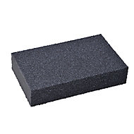 Medium/Coarse Sanding sponge (L)125mm (W)75mm