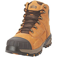 Site Tufa Men's Honey Safety boots, Size 8