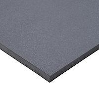 Hydrolic Anthracite Matt Concrete effect Porcelain Floor Tile Sample
