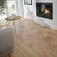 Cotto Satin Terracotta effect Ceramic Floor Tile Sample