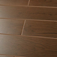 Arrezo Natural Matt Wood effect Porcelain Floor Tile Sample
