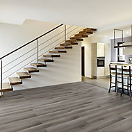 Jura Oak effect Laminate flooring, 1.75m² Pack