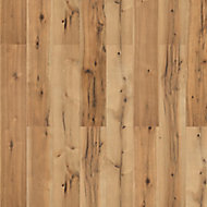 Tambora Pine effect Laminate flooring, 1.75m² Pack