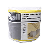 Diall Insulation roll, (L)6m (W)0.37m (T)100mm