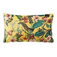 Guhajar Jungle Multicolour Cushion