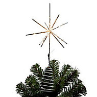 Battery-powered Starburst Tree topper