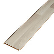 GoodHome Townsville Grey Oak effect Laminate flooring, Sample