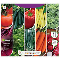 Verve Vegetable collection Seed