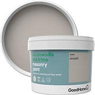 GoodHome Windowsills & trims Cusco Smooth Matt Masonry paint 2.5L