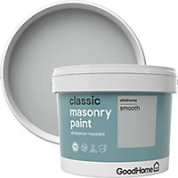 GoodHome Classic Oklahoma Smooth Matt Masonry paint, 10L