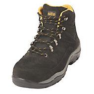 Site Ammolite Hiker Men's Black Safety boots, Size 9