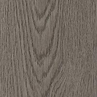 GoodHome DECOR 90 Wood effect Scotia trim, 220cm