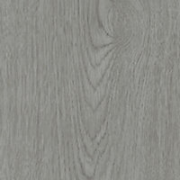 GoodHome DECOR 365 Wood effect Scotia trim, 220cm