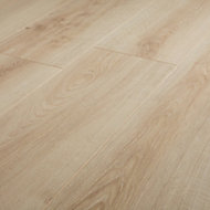 GoodHome Ledbury Natural Oak effect Laminate flooring, 1.88m² Pack