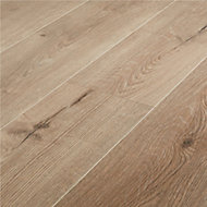 GoodHome Stoke Natural Oak effect Laminate flooring, 1.73m² Pack