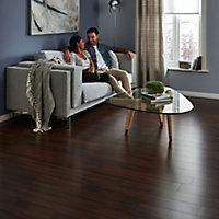 GoodHome Chaiya Bamboo Real wood top layer flooring, 1.67m² Pack