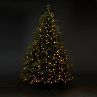 7.5ft Thetford Natural looking Artificial Christmas tree