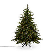 6ft Thetford Natural looking Artificial Christmas tree