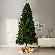 10ft Fircrest Full looking Artificial Christmas tree